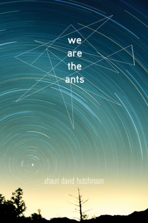 We Are the Ants cover